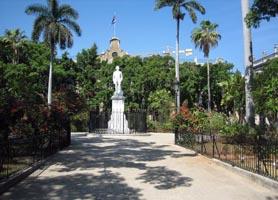 Plaza de Armas Havana Cuba