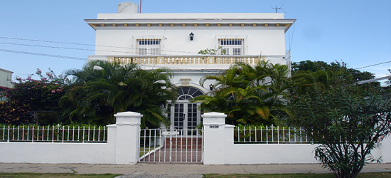 Casa Isela & Leon Havana Cuba