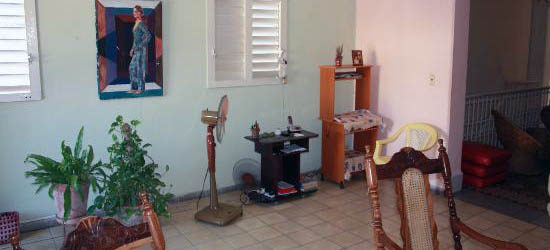 Casa Lidia y Argelio Havana