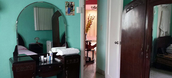 Casa Milagros Diez Habana Guest Cuba